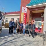 德国商会志愿者赴昌平流村镇儿童福利部